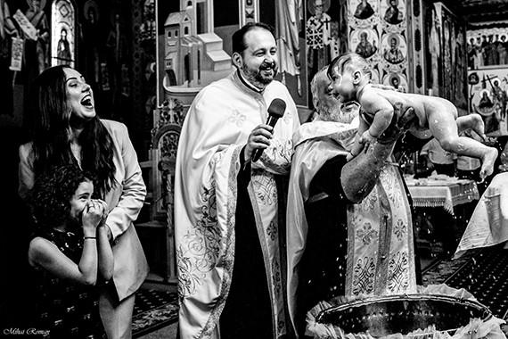 fotograf de botez bucuresti - mihai roman